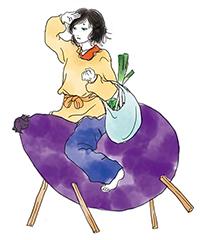 大胡田イラスト3